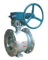 蜗轮V型球阀VQ340F