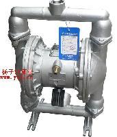 隔膜泵:QBY型气动隔膜浓浆泵