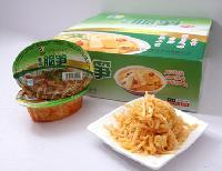 咸菜油焖脆笋熟食 包邮