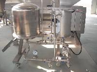酱油过滤机厂家--酱油酵母菌扩大培养设备