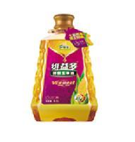 非转基因胚芽玉米油4.5L 阜丰面向全国招商