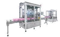 自动液体灌装机生产线