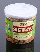 海苔酥肉松