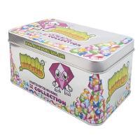 糖果包装铁罐 通用包装 马口铁食品罐