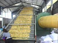 竹笋专用带式干燥机