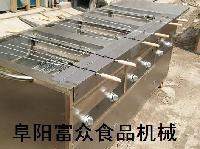 木碳摇滚烤鸡炉