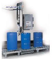 厂家直销大桶防爆树脂灌装机 化工灌装机