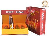 刘师傅纯正芝麻油400ml*4瓶高档礼品装