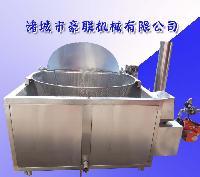 电加热全自动油炸锅