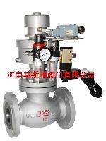 OQDQ421F-25氨用电磁动防爆紧急切断阀DN20现货