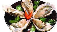 鲜冻生蚝牡蛎