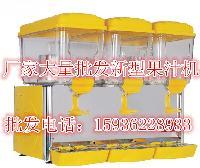 冷饮果汁机器