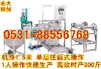 仿手工豆腐皮机生产线小型
