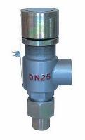 外螺纹弹簧微启式安全阀A21H-16C
