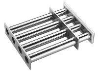 机制砂除铁磁力架
