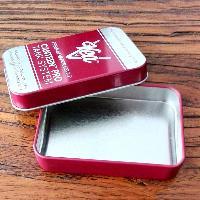 广东保健品铁盒包装工厂制作