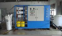 化工厂小型纯水设备|0.5吨EDI超纯水设备