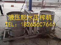 100L型号酱菜压榨机