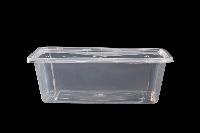 750毫升一次性环保餐盒 塑料PP保鲜盒 快餐盒