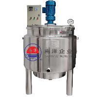 不锈钢电加热液体搅拌桶