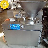 腊肠 香肠液压灌肠机 YG-50型 诸城圣地费灌制机