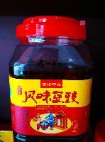 风味豆豉970g瓶装