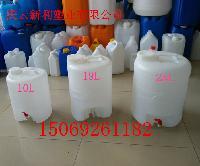 19公斤带阀门塑料桶、酱油、醋、白酒塑料桶