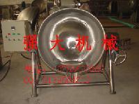 燃汽夹层锅刮底搅拌夹层锅价格炒锅
