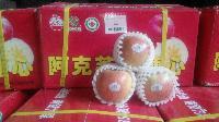 天山玉  阿克苏冰糖心苹果(红色小箱装)