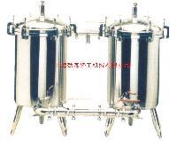 上海劲森轻工食品机械双联过滤器