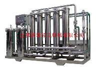 上海劲森中空纤微超滤水处理,纯净水生产线