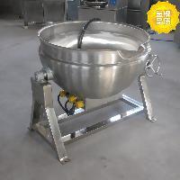 电加热导热油夹层锅300L1