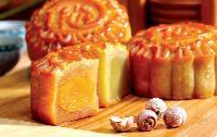 和记隆,双黄白莲蓉月饼,纯正金装等级