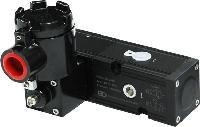 铝制阀体二位五通BDV510C5隔爆电磁阀