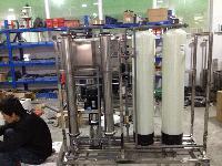 工业桶装水1.5吨的反渗透设备