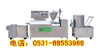黄豆牛排豆皮机自动豆皮机械