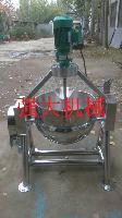 供应夹层锅酱生产业、肉制品熟食业、调味品搅拌夹层锅