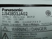 2JS438D3JA02松下制冷压缩机