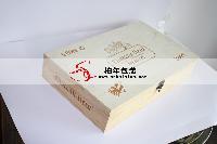 供应深圳木箱葡萄酒木箱加工