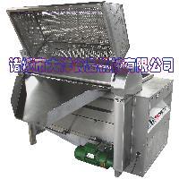 电加热炸肉的机器 猪皮电炸锅