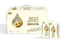 猴菇牛奶 新品上市