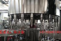 瓶装果汁饮料热灌装机