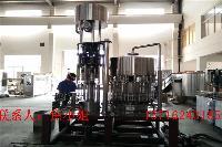 三合一矿泉水全自动设备