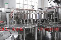 小型全自动含气碳酸饮料生产线
