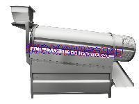 滚筒型连续式调味生产线