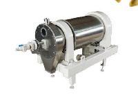 连续式滚筒干粉混料机