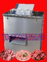 全自动羊肉切片机,熟牛肉切片机