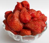 草莓干蜜饯