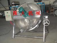 夹层锅供应厂家猪蹄夹层锅,蒸煮夹层锅
