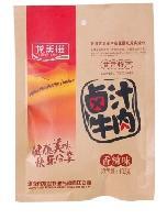 龙美滋卤汁牛肉102g香辣味